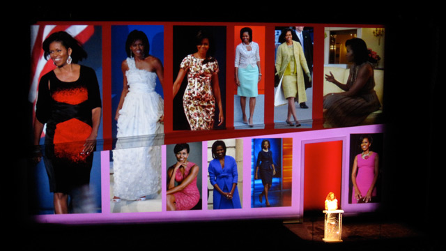 Tribute to Michelle Obama