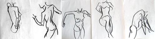 five_short_poses