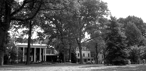 The Admiral's House in Nolan Park