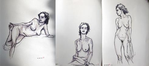 twenty minute drawings