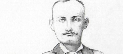 a mustachioed gentleman