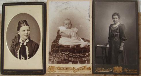 cabinet card photos