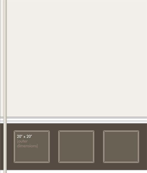 panel moulding design