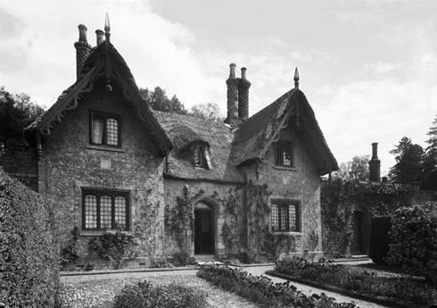 Hardwick House Estate, Victorian architecture