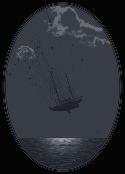 Dan McCarthy's 'Doldrums' print