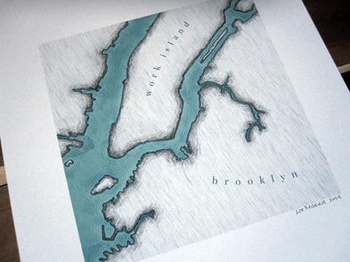 Work Island and Brooklyn