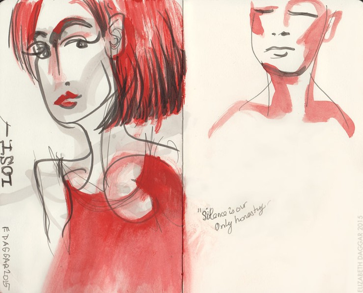 Two quick sketches