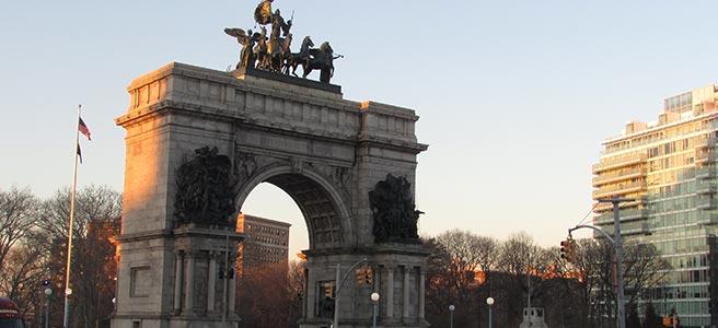Prospect Park Memorial Arch