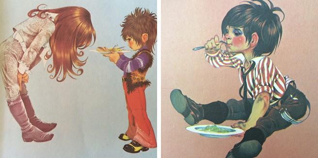 illustrations by Janet & Anne Grahame Johnstone