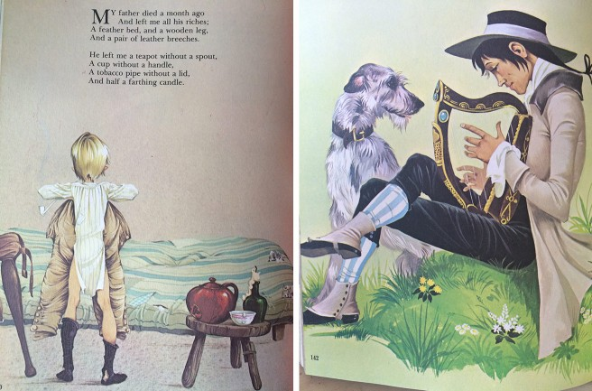 illustrations by Janet & Anne Grahame Johnstone