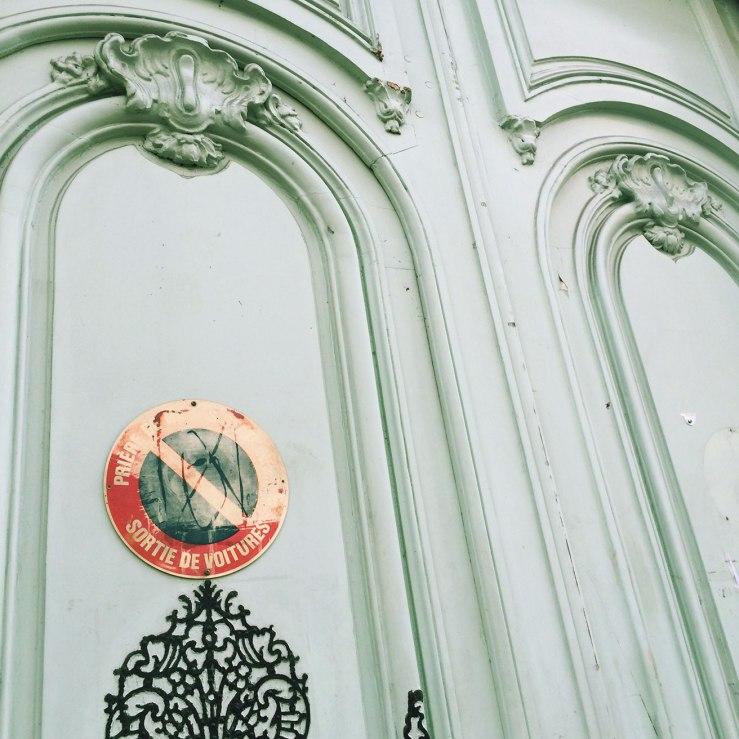 doors, Paris