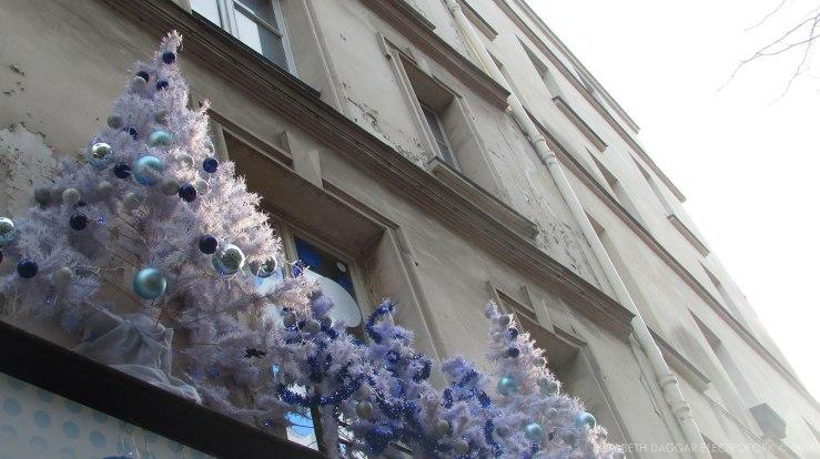 Paris buildings