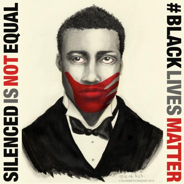 Silenced Is Not Equal: #BlackLivesMatter