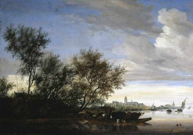 Summer 1649, Salomon van Ruysdael