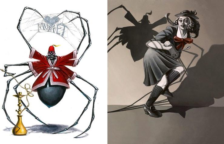 spidermuffet