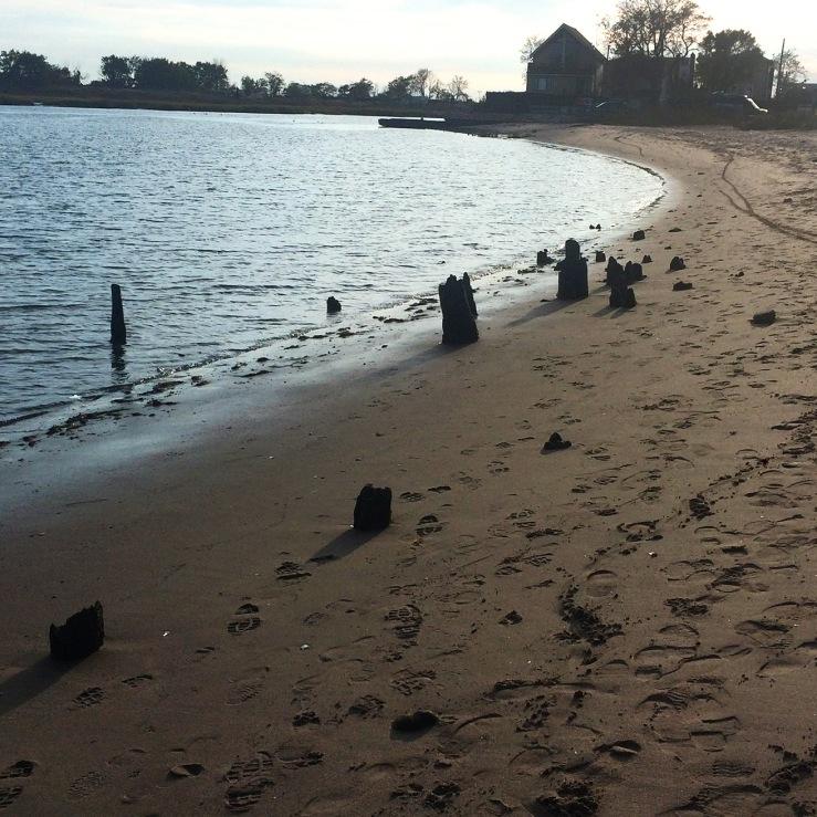 Garrison Beach in Marine Park