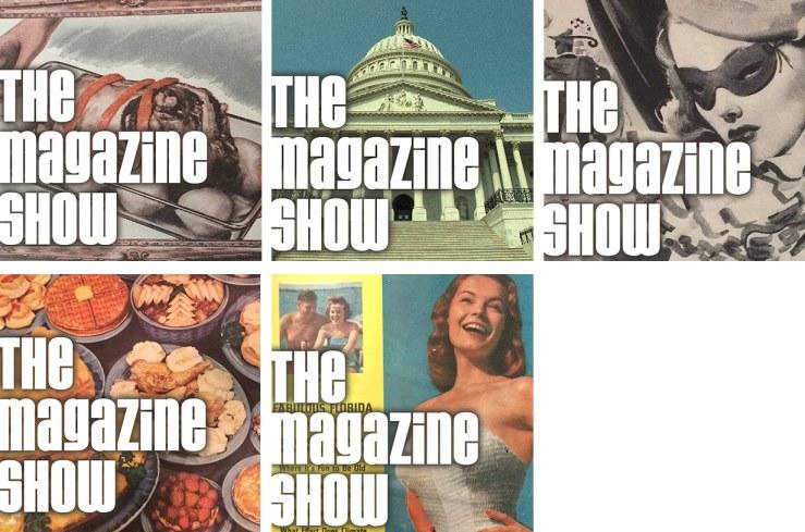 The Magazine Show podcast episode art