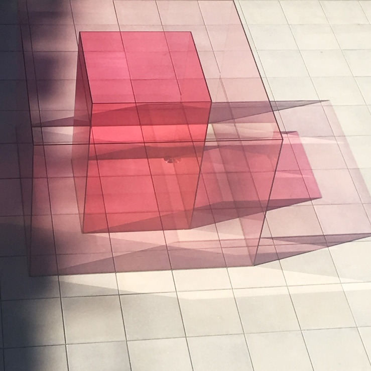 Chroma cubes at the Whitney