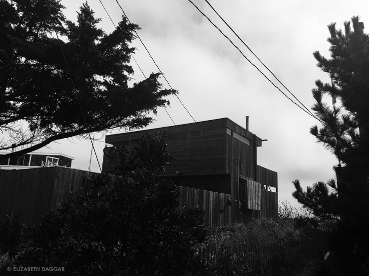 A beach house in the Pines