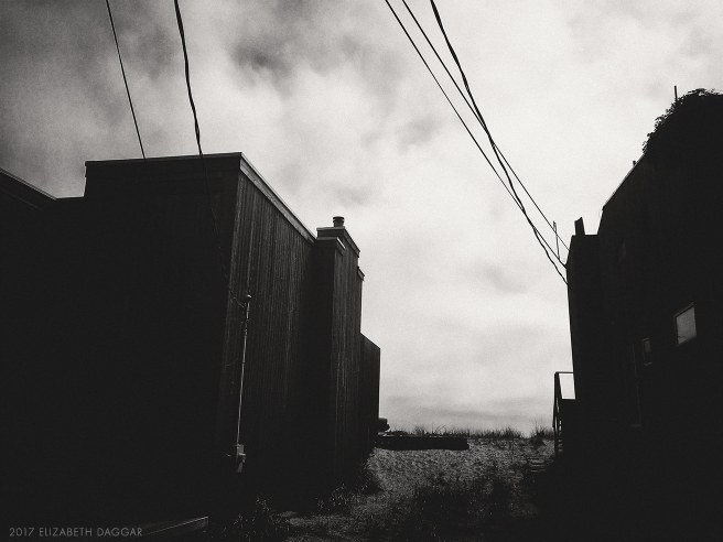houses and wires