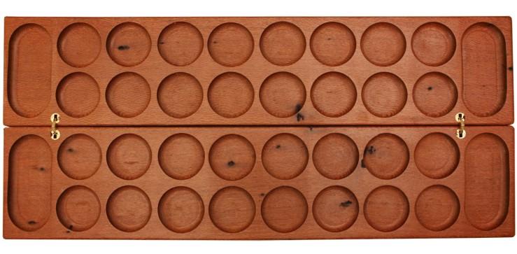 Mancala board