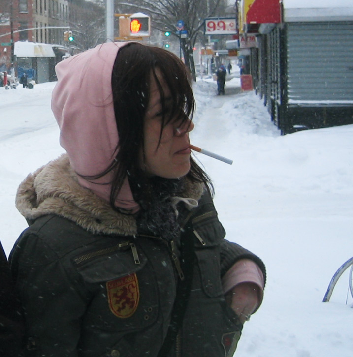 pic of me, ten years ago, in snow