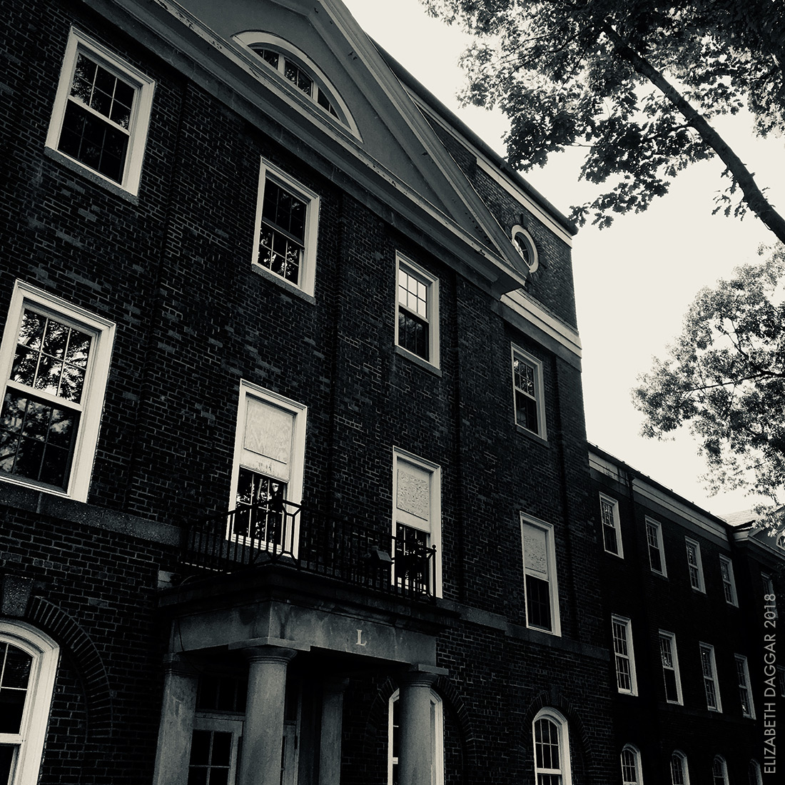 Houses on Governors Island