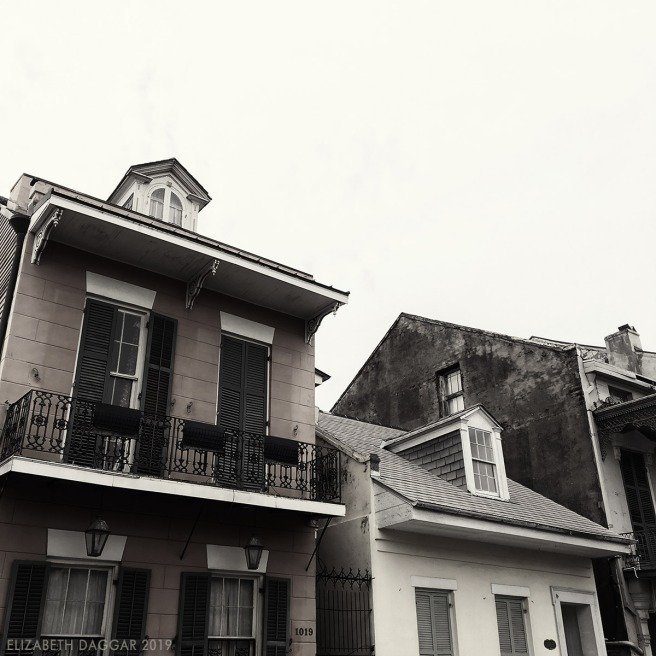 Romantic dormer windows, NOLA